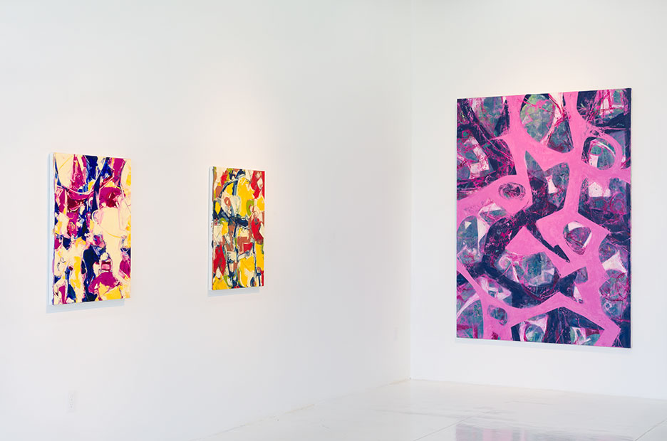 Installation view; Photography by Ruben Diaz