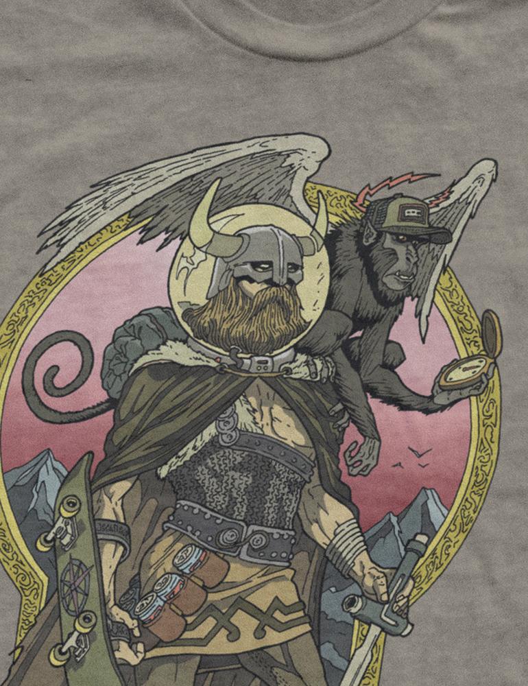 space-viking-shirt-detail.jpg