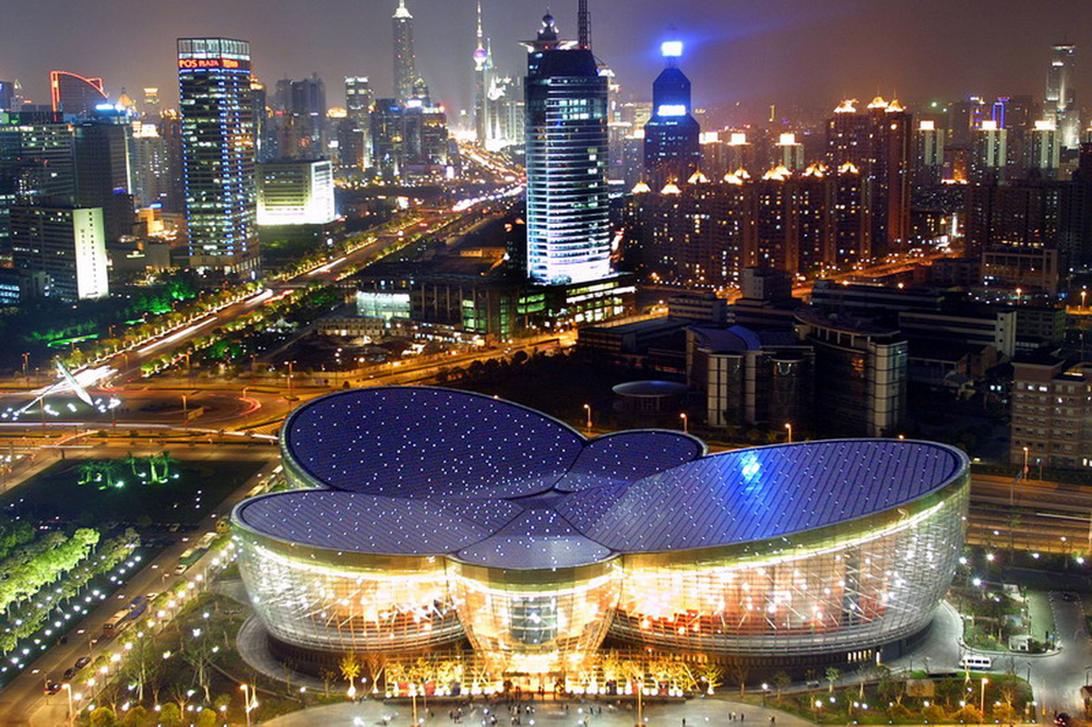 Paul Andreu Oriental Art Center Shanghai GPAFEX2014.jpg