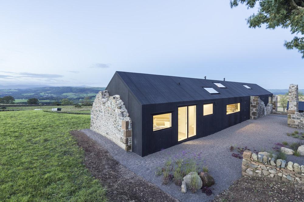 Nathanael Dorent Architecture - Ecosse - Dumfries - Maison individuelle (Ruins Studio) ©Sergio Pirrone .jpg