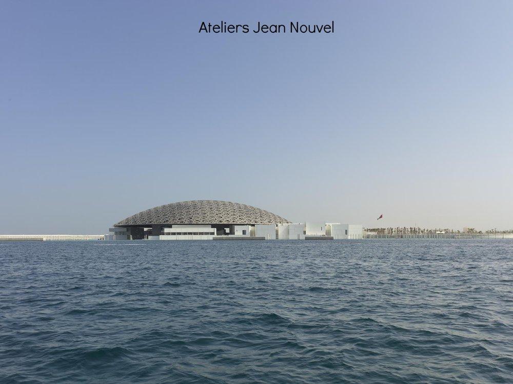 02-Louvre Abu Dhabi_Vue exterieure © Photography Roland Halbe - Louvre Abu Dhabi - Architecte Jean Nouvel.jpg