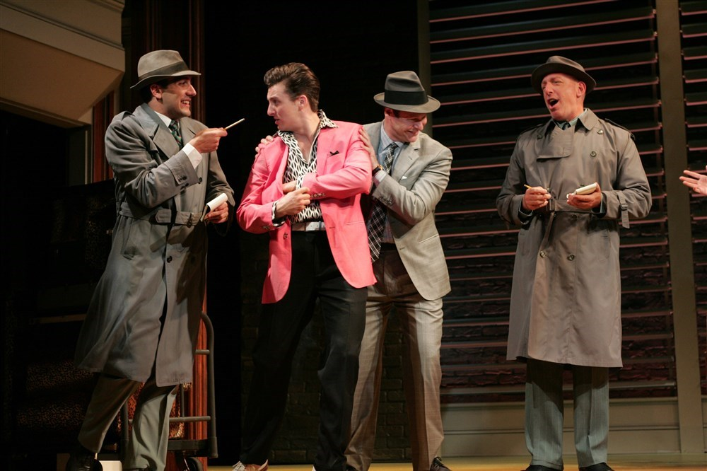 """Bye Bye Birdie"" at the Goodspeed Opera House with Rhett Guter, George Merrick, and Branch Woodman"