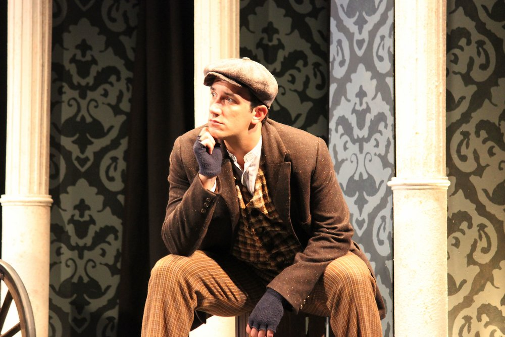 "As Harry in ""My Fair Lady"" at the Gulfshore Playhouse"