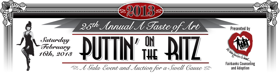 A Taste of Art 2013 – Benefiting Fairbanks Counseling & Adoption
