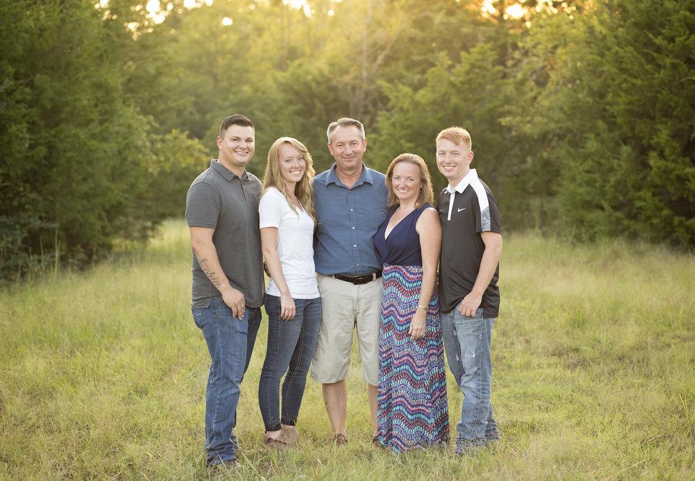 Holford Family