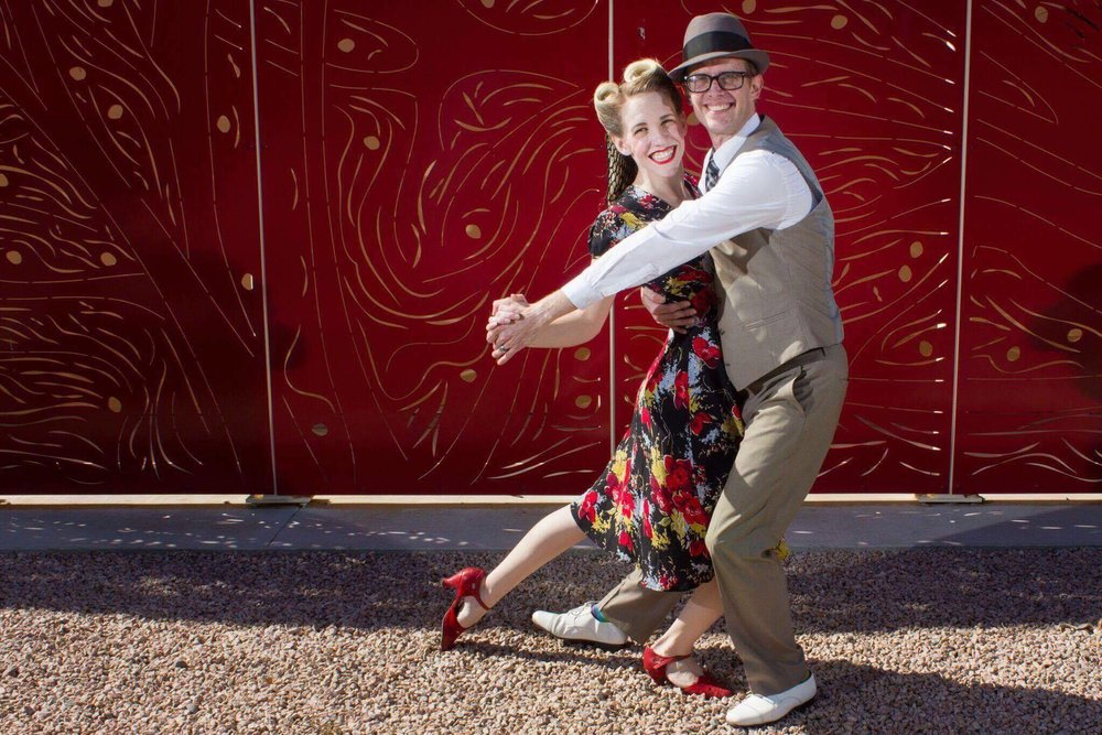 Karen & Dabney Swing Workshop - November 17 - 19, 2017Facebook event