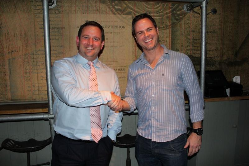 Michael Meets Thomas Gregory
