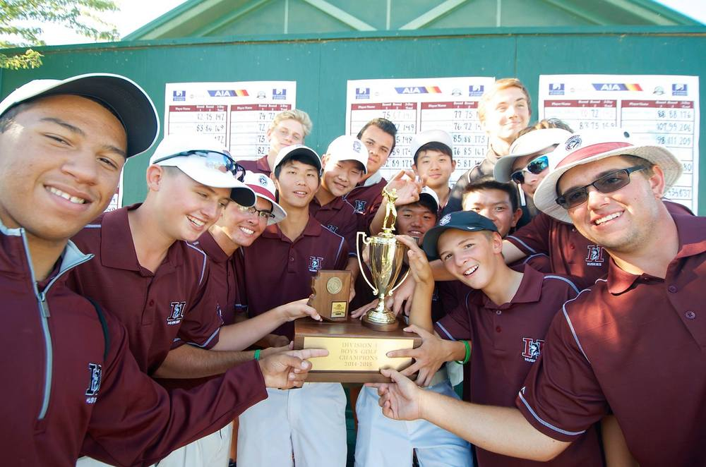 5 members of our JIL are also proud members of the Hamilton Boys Varsity Golf Team ( Nick Whaley, Brian Luc, Kevin Yu, Nic Beno & Founder Maximillian Yu). Today they bring home AZ D-I State Championship! Stock investing and golf go hand in hand it seems. Congratulations Huskies