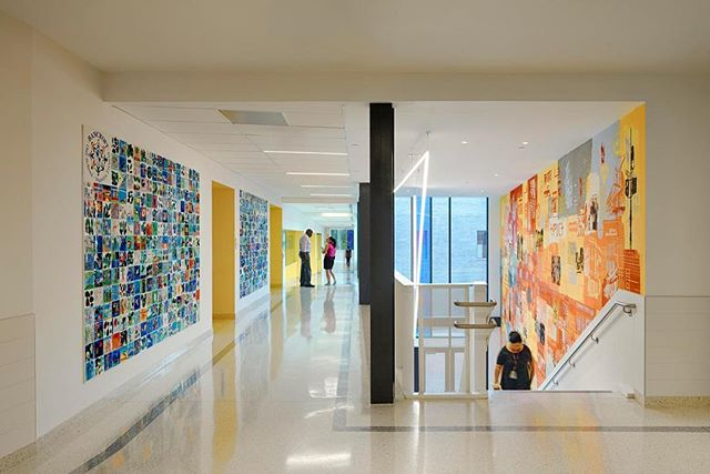 We are pleased to see the final results of the Bancroft Elementary School renovation in Washington, DC. TPM worked to provide the furniture, fixtures, and equipment for the school. The team also assisted with the transition management of the school's assets from Bancroft Elementary to Sharpe, then back to the newly renovated facility.