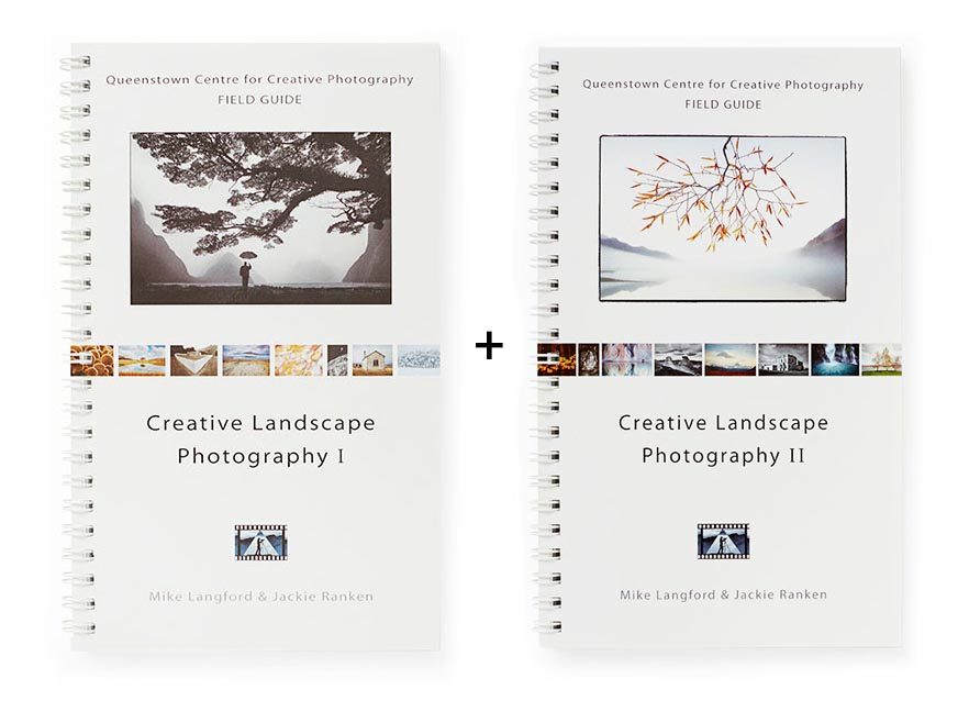 TWO CREATIVE LANDSCAPE BOOKS