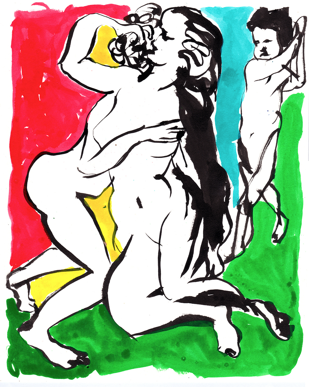 Art Nudes, 2015