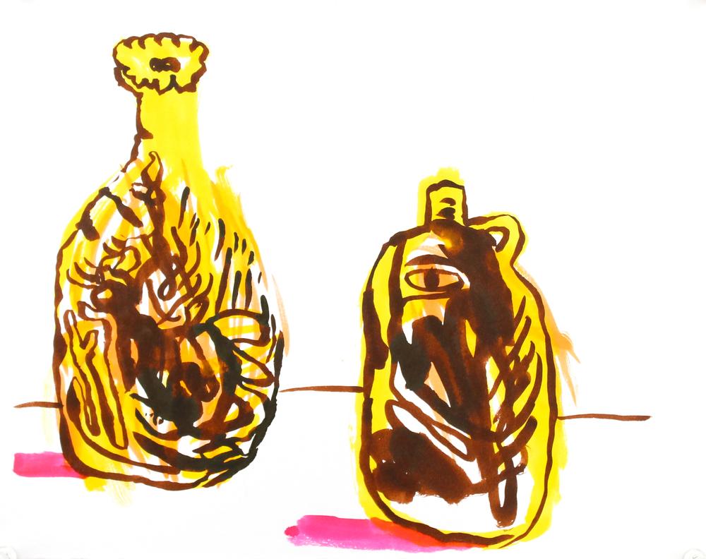 Jug and Vase, 2014