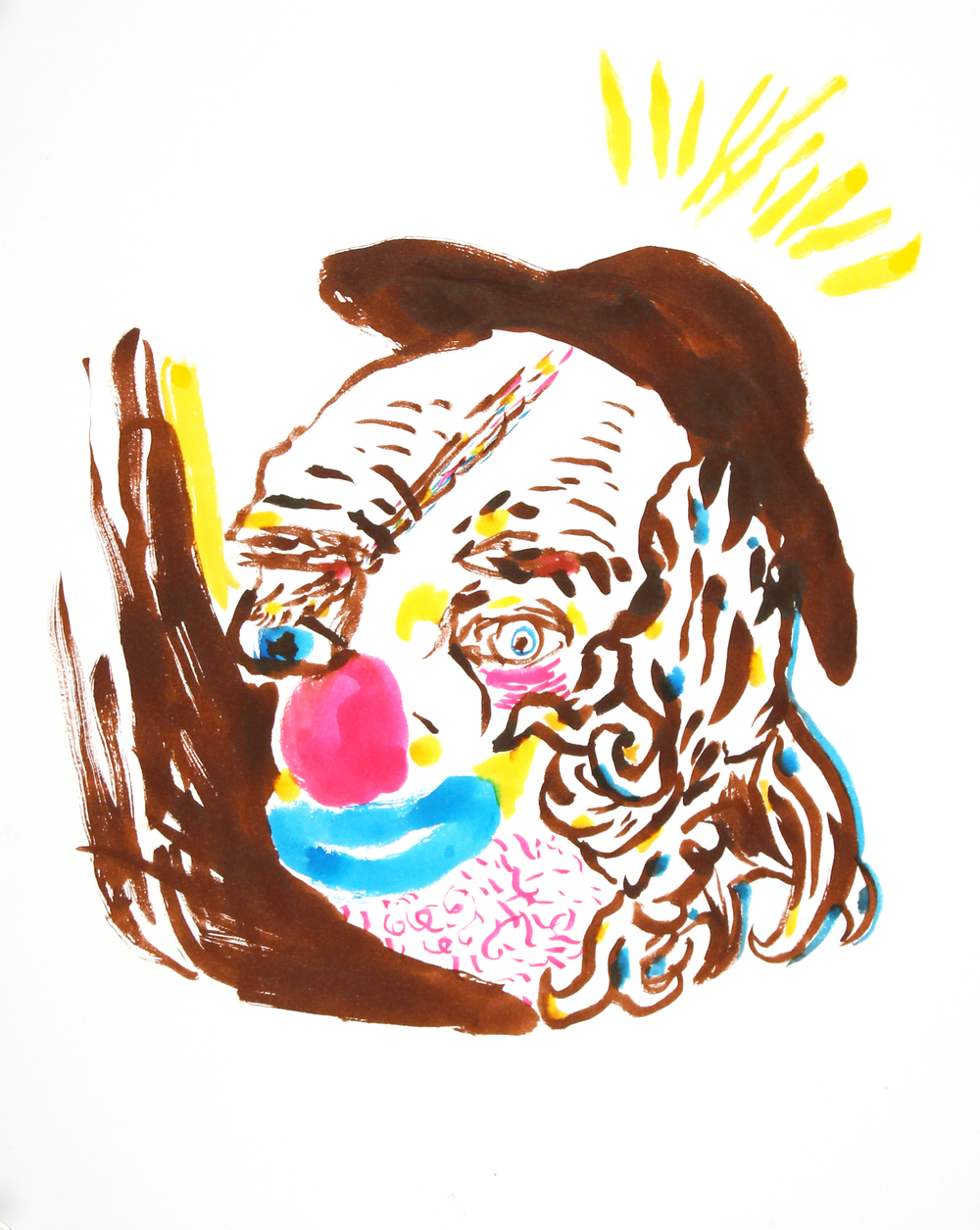 Rodeo Clown, 2015