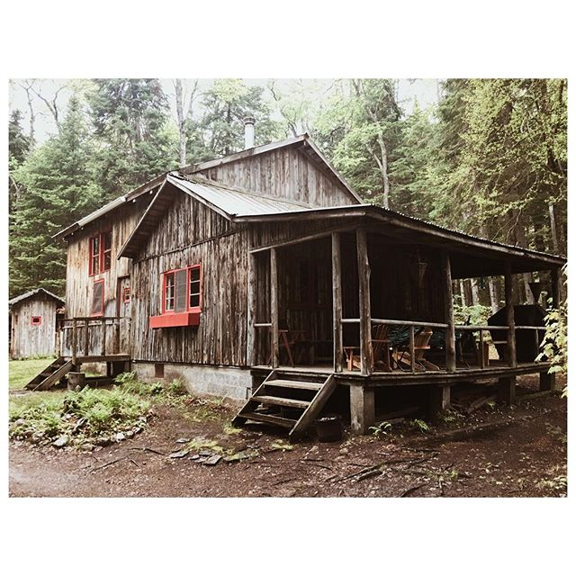 Cabins from home. #adk #adirondackcabin #offgrid