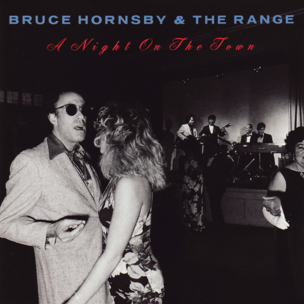 Release Date >> A Night On The Town — Bruce Hornsby