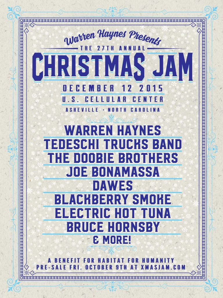 Bruce Hornsby to Perform at 27th Annual Xmas Jam in Asheville ...