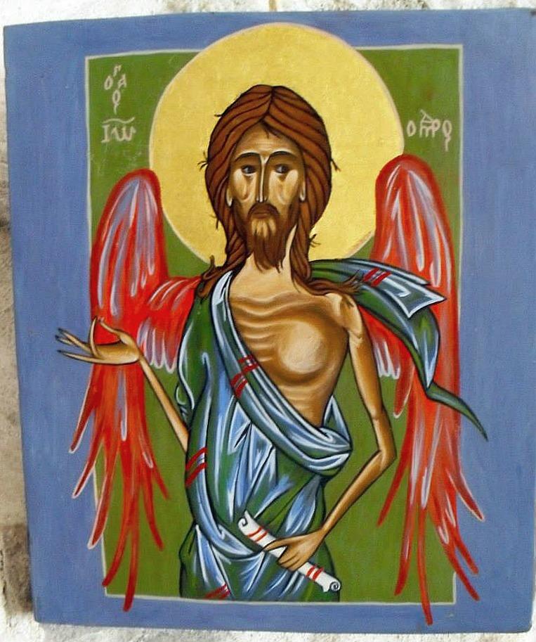 Saint Jean Baptiste le Précurseur