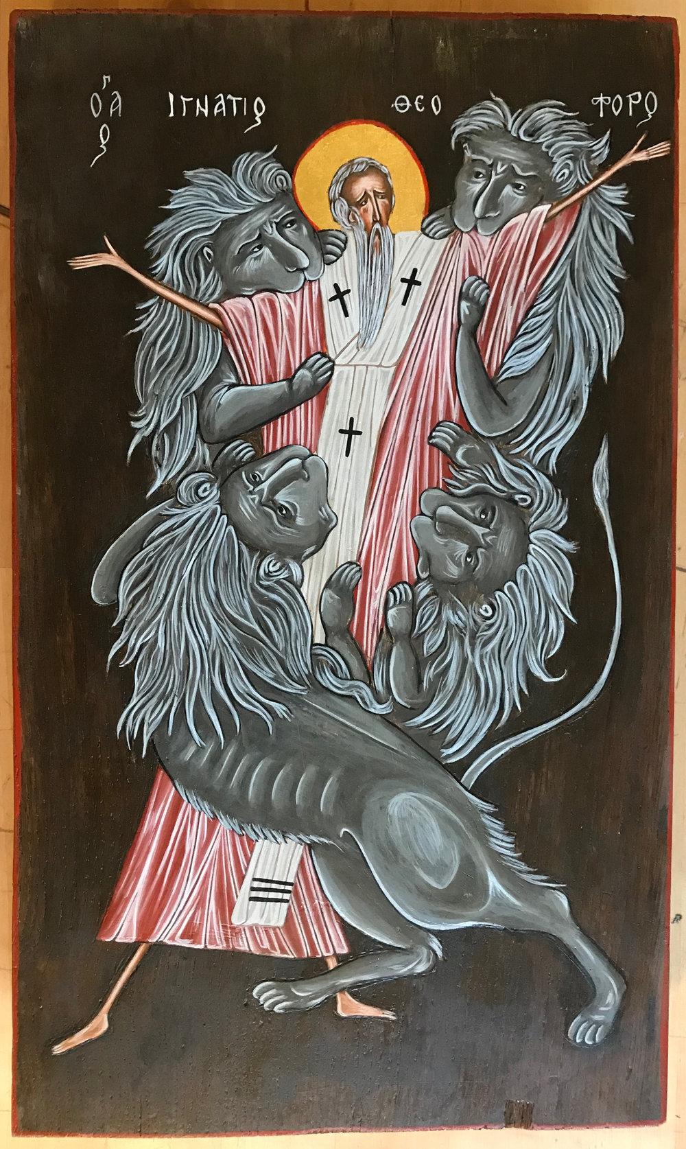 Saint Ignace d'Antioche
