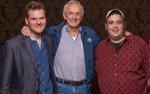 Special thanks to Country Music legend, MEL TILLIS for this episode's opening callout.