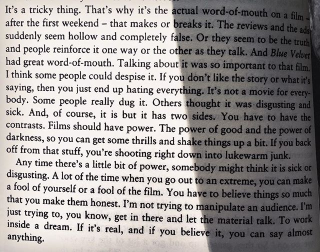 Two sides. #film #story #light #dark #contrast #davidlynch