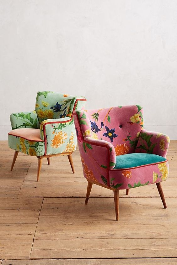 Floret accent chair / Source