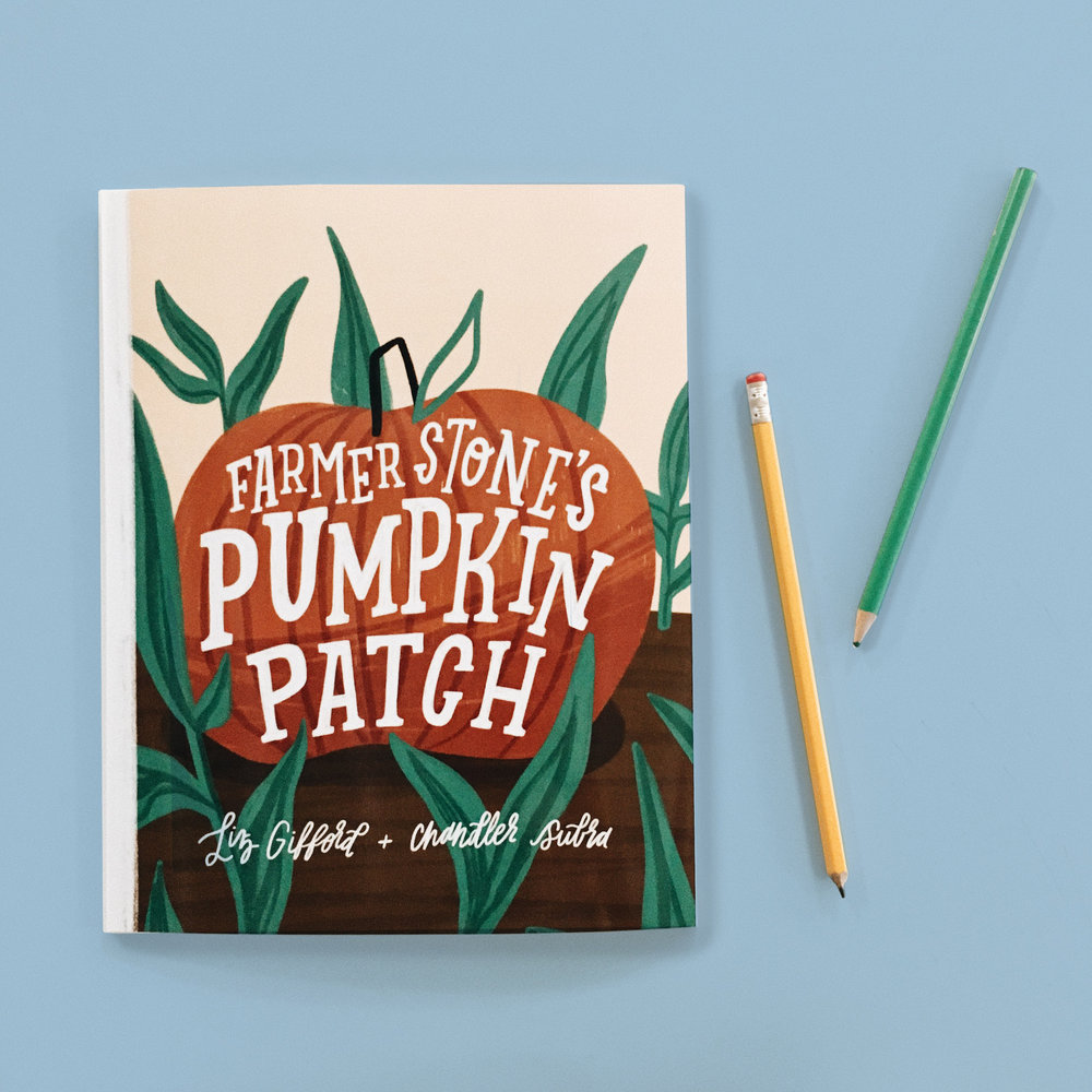 Farmer Stone's Pumpkin Patch — - A personal project in collaboration with my grandma.