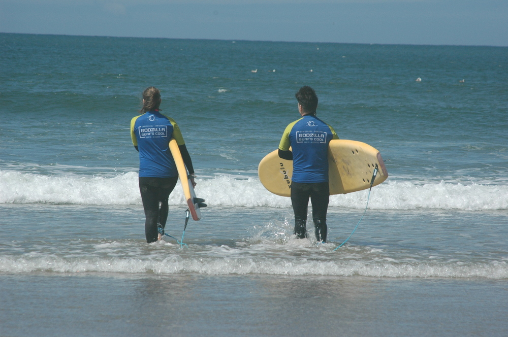 partner surfing