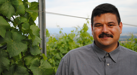 Jesus Guillen of Guillen Family Wines