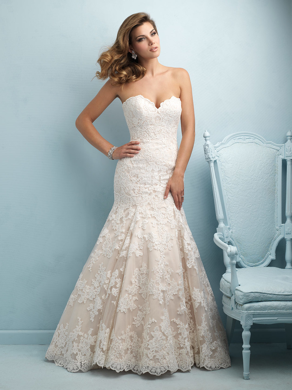 ALLURE BRIDALS/9215