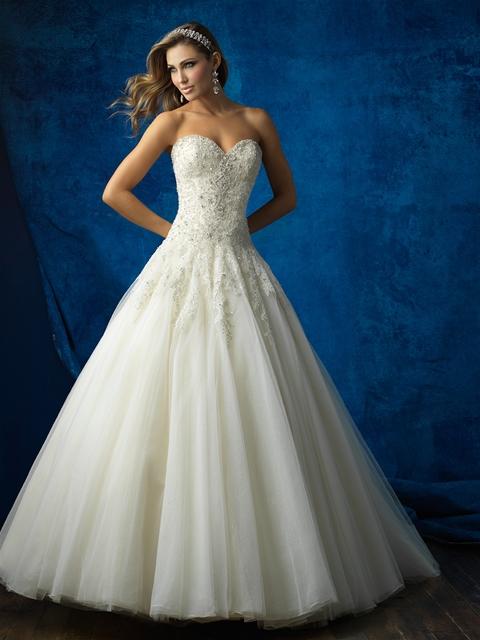 ALLURE BRIDALS/9369