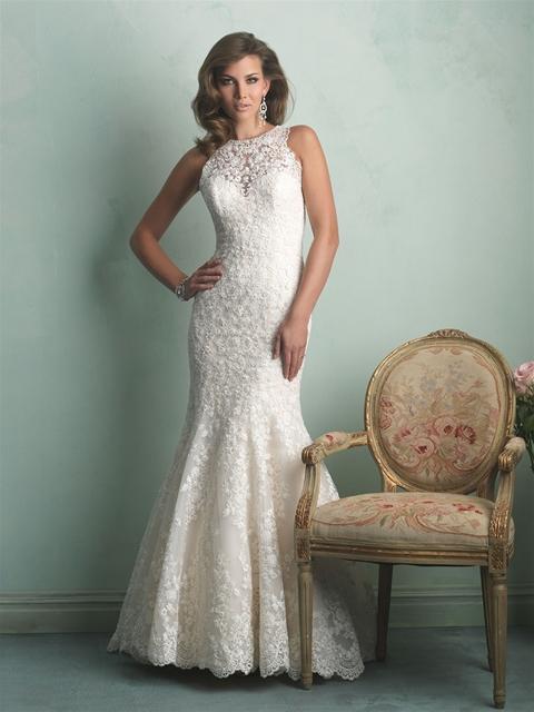ALLURE BRIDALS/9154
