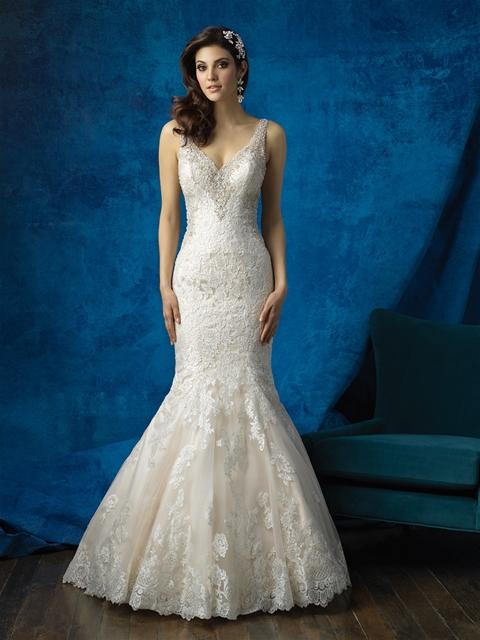 ALLURE BRIDALS/9356