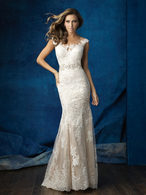 ALLURE BRIDALS/9371
