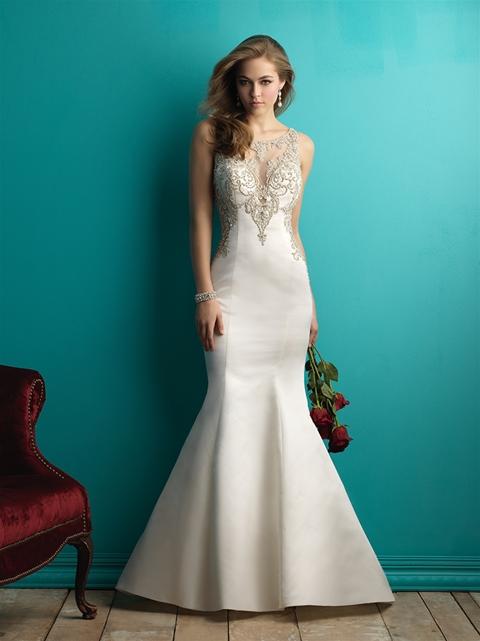 ALLURE BRIDALS/9252