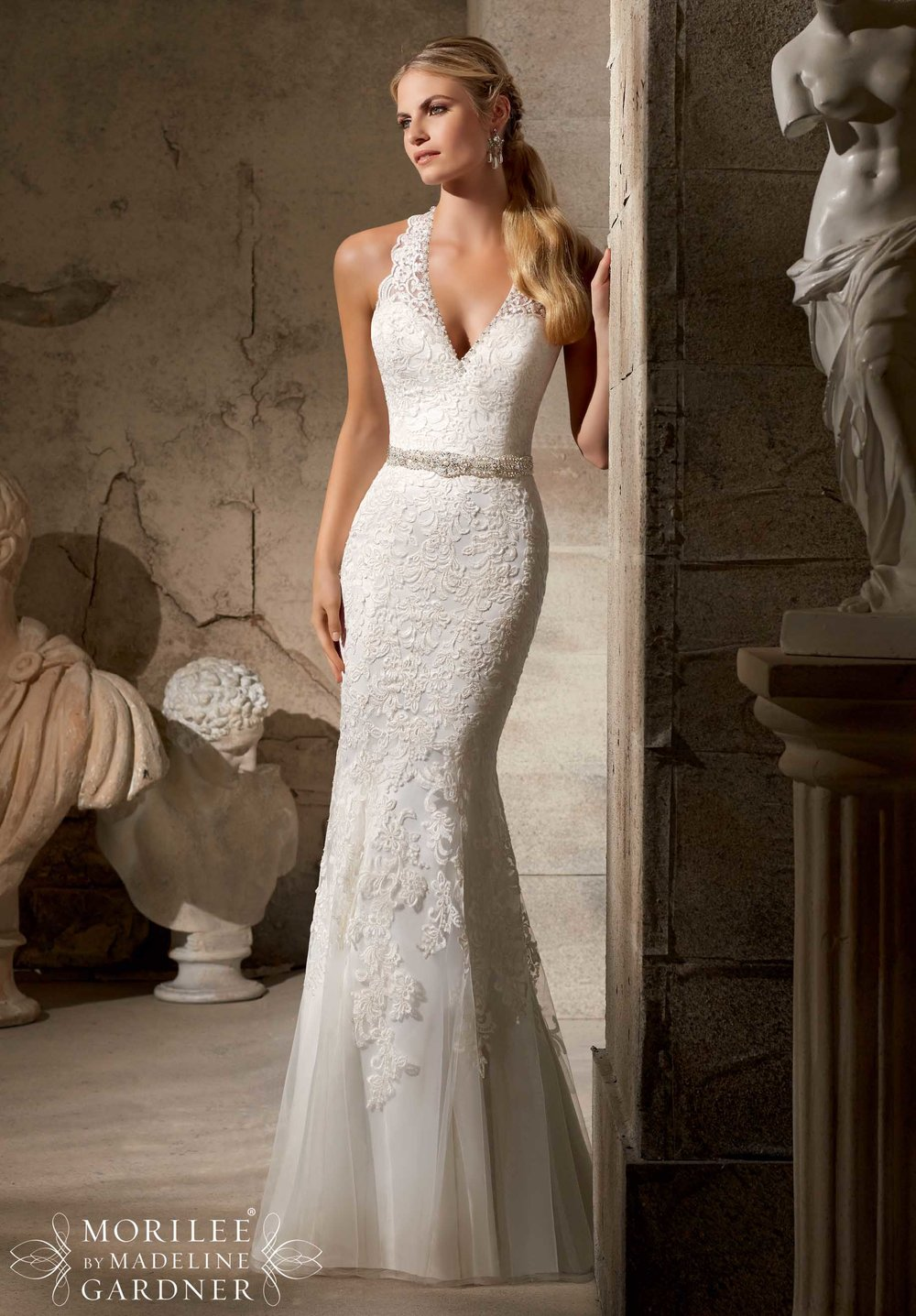MORI LEE/2712  SZ.10  $965