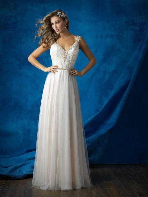 ALLURE BRIDALS/9373