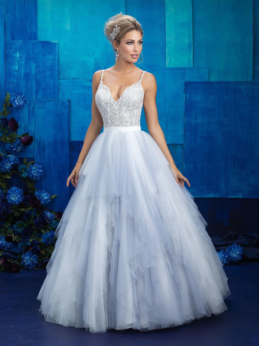 ALLURE BRIDALS/9425