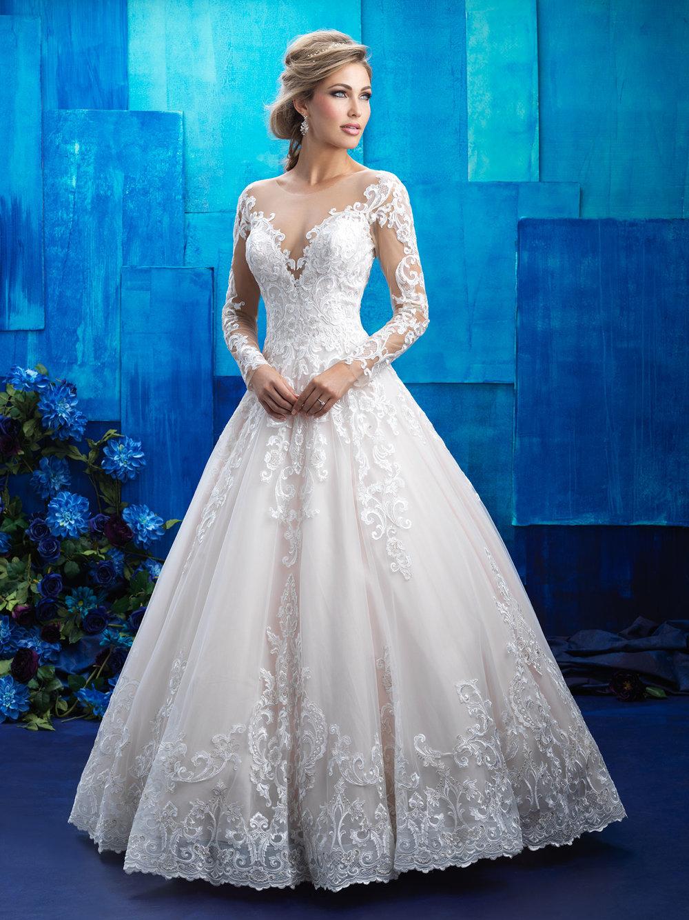 ALLURE BRIDALS/9411