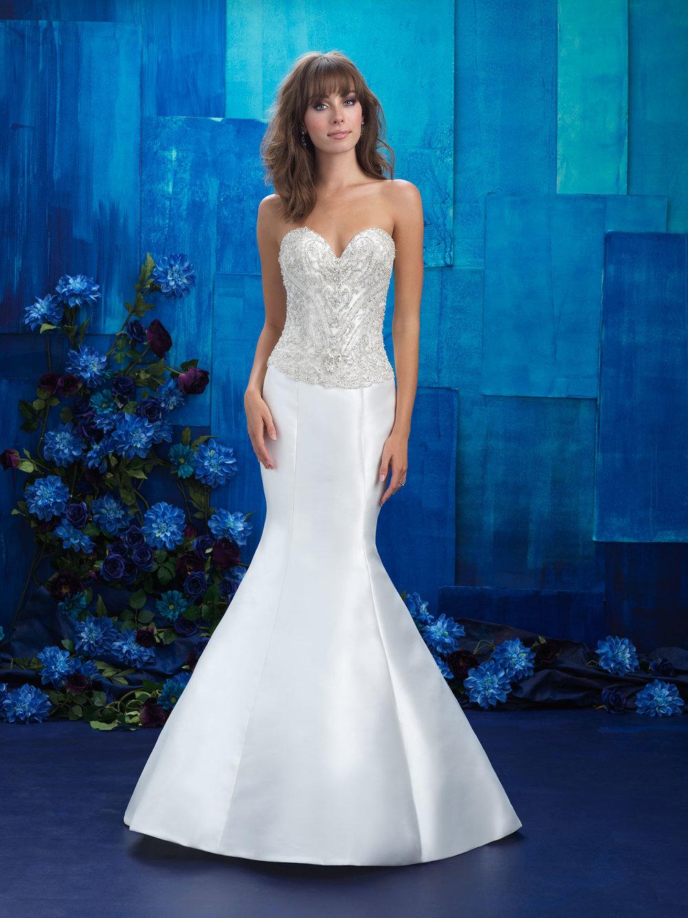 ALLURE BRIDALS/9423