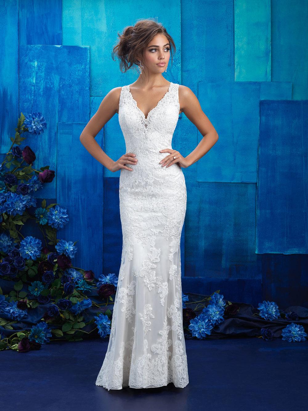 ALLURE BRIDALS/9415
