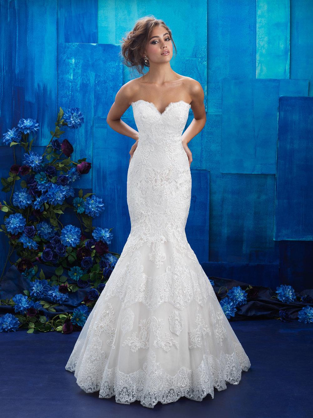 ALLURE BRIDALS/9407