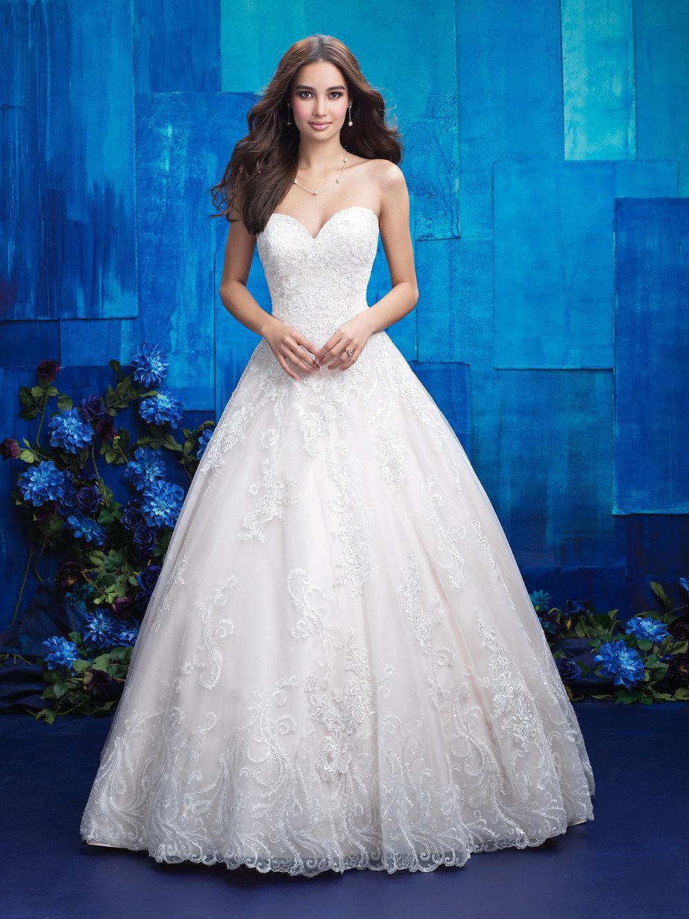 ALLURE BRIDALS/9413