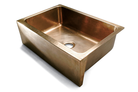 Farmhouse Kitchen Sink Specifications Shown In A