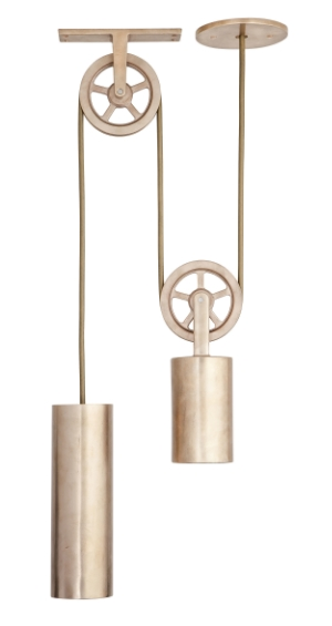 Introducing Our Solid Bronze Pulley Pendant Light  sc 1 st  Sun Valley Bronze & Introducing Our Solid Bronze Pulley Pendant Light | Sun Valley Bronze