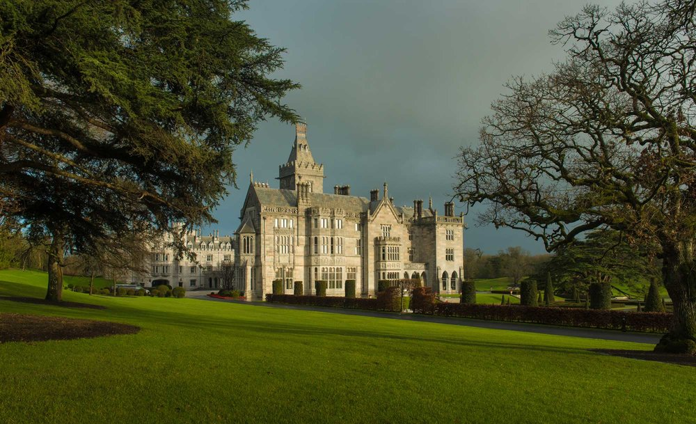 Adare Manor Named Virtuoso Best Hotel of the Year