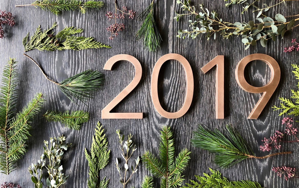 HAPPY NEW YEAR!  Wishing our community, clients and friends a happy, healthy and inspired new year. Thank you for your support!
