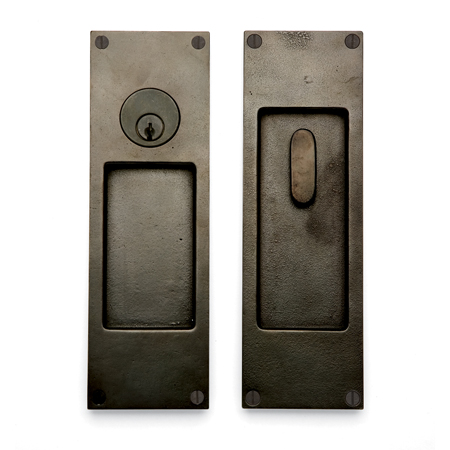 CS FP450ML Locking Pocket Door Set