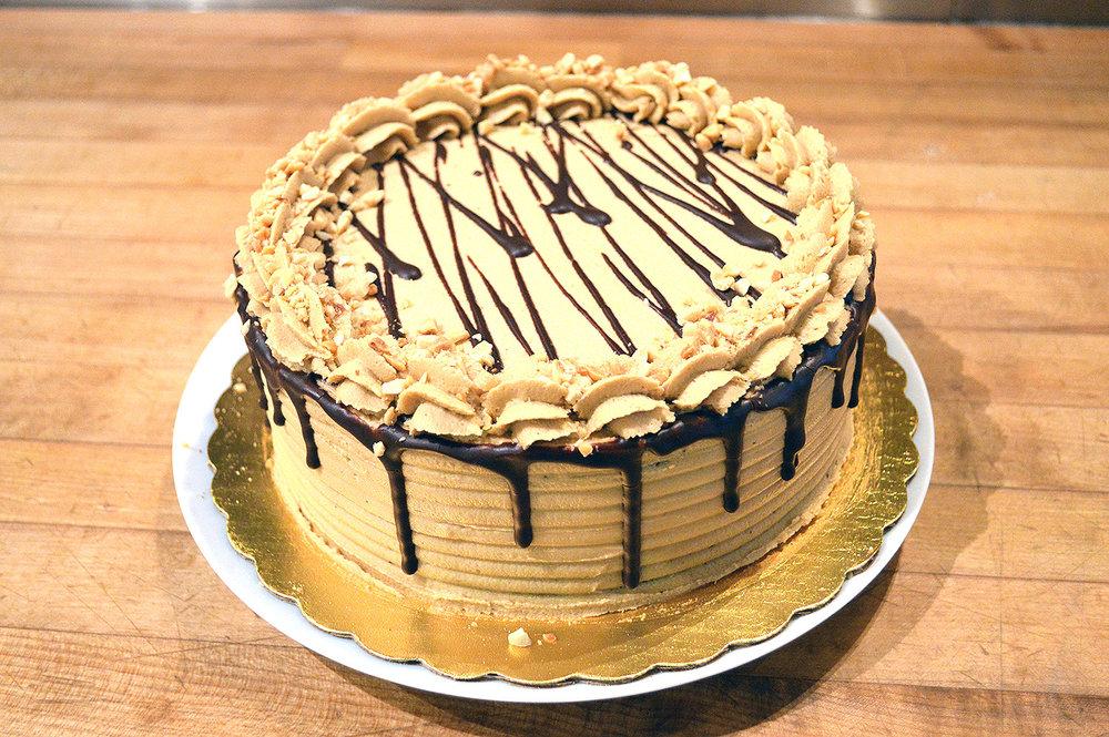 CAKE ORDER -