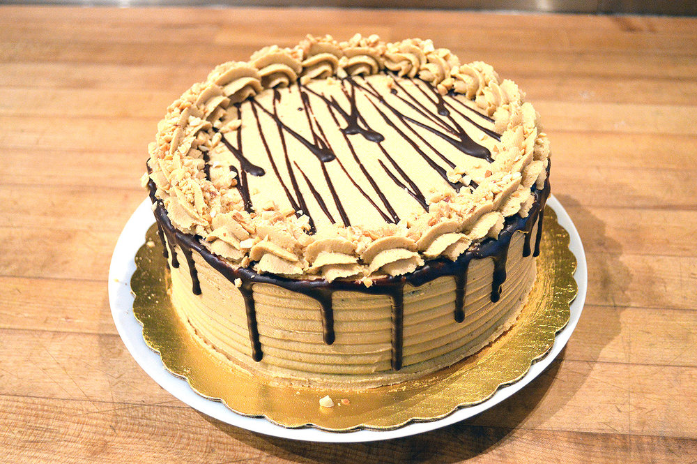 ORDER A CAKE - Just like mom used to make, we think. We don't actually know your mom.