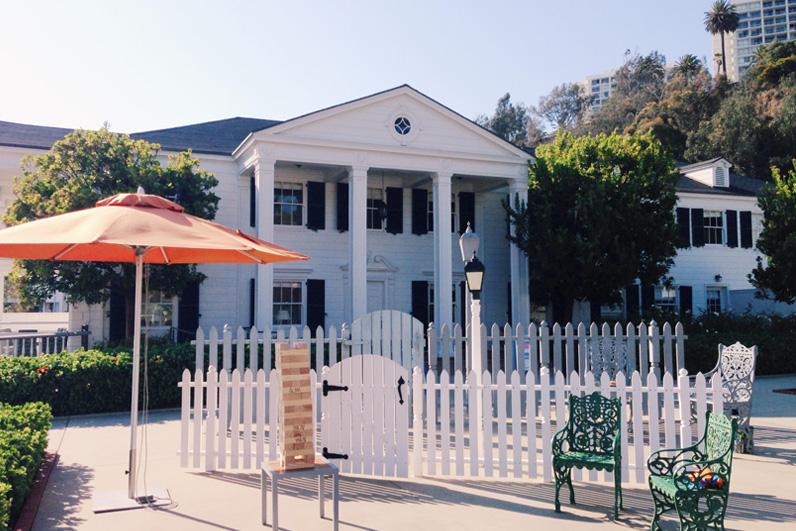 Marion Davies Guest House Santa Monica